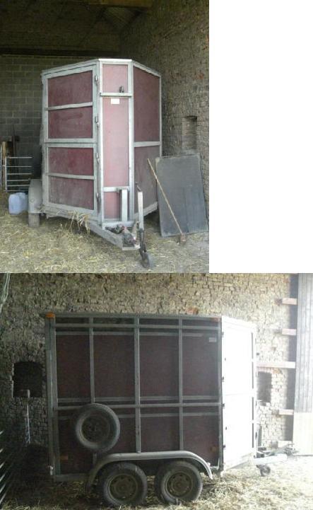 Bétaillère double étage Batail10