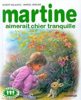 Sacrée Martine!!! 2010