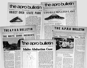 Les archives de l'APRO Apro-b10
