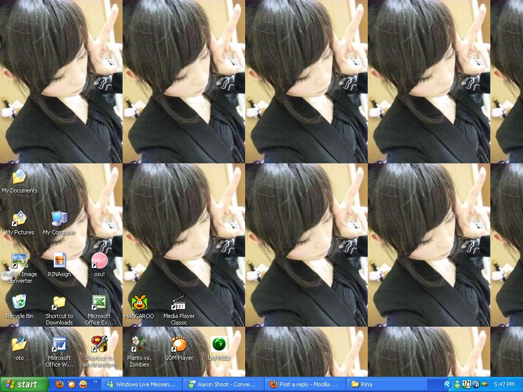 Show us your desktop! - Page 3 Hairbg10