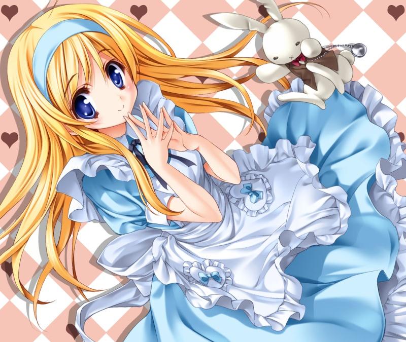 ~ A Strange Illusionist  ~ [validée] Alice10