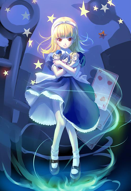 ~ A Strange Illusionist  ~ [validée] Alicee10