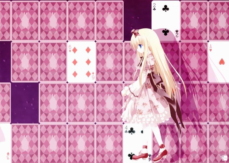 ~ A Strange Illusionist  ~ [validée] Alicee11