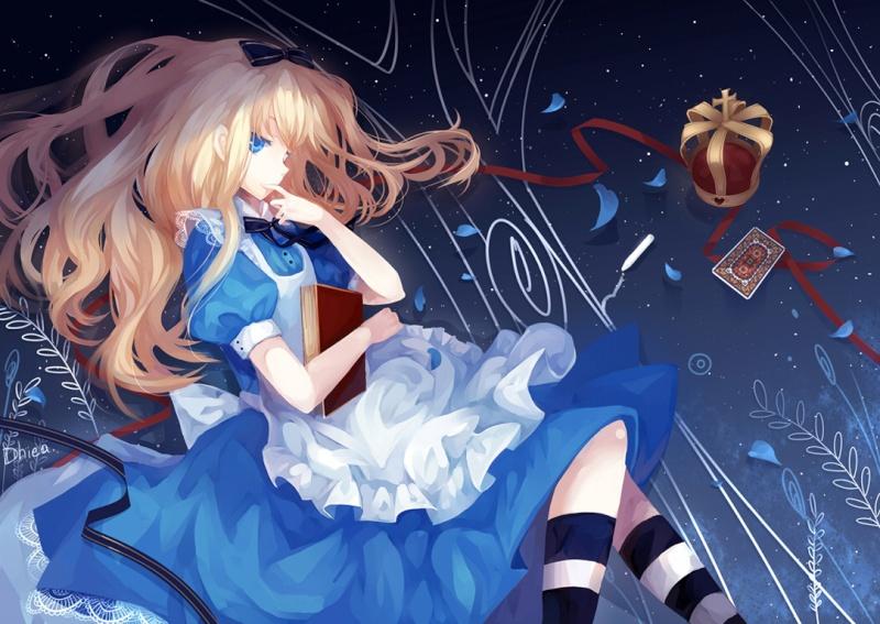 ~ A Strange Illusionist  ~ [validée] Alicee12