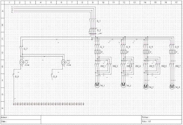 Ma machine : Armoire électrique Elec10