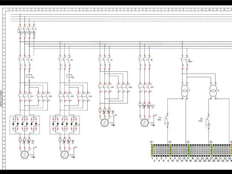 Ma machine : Armoire électrique Puissa13