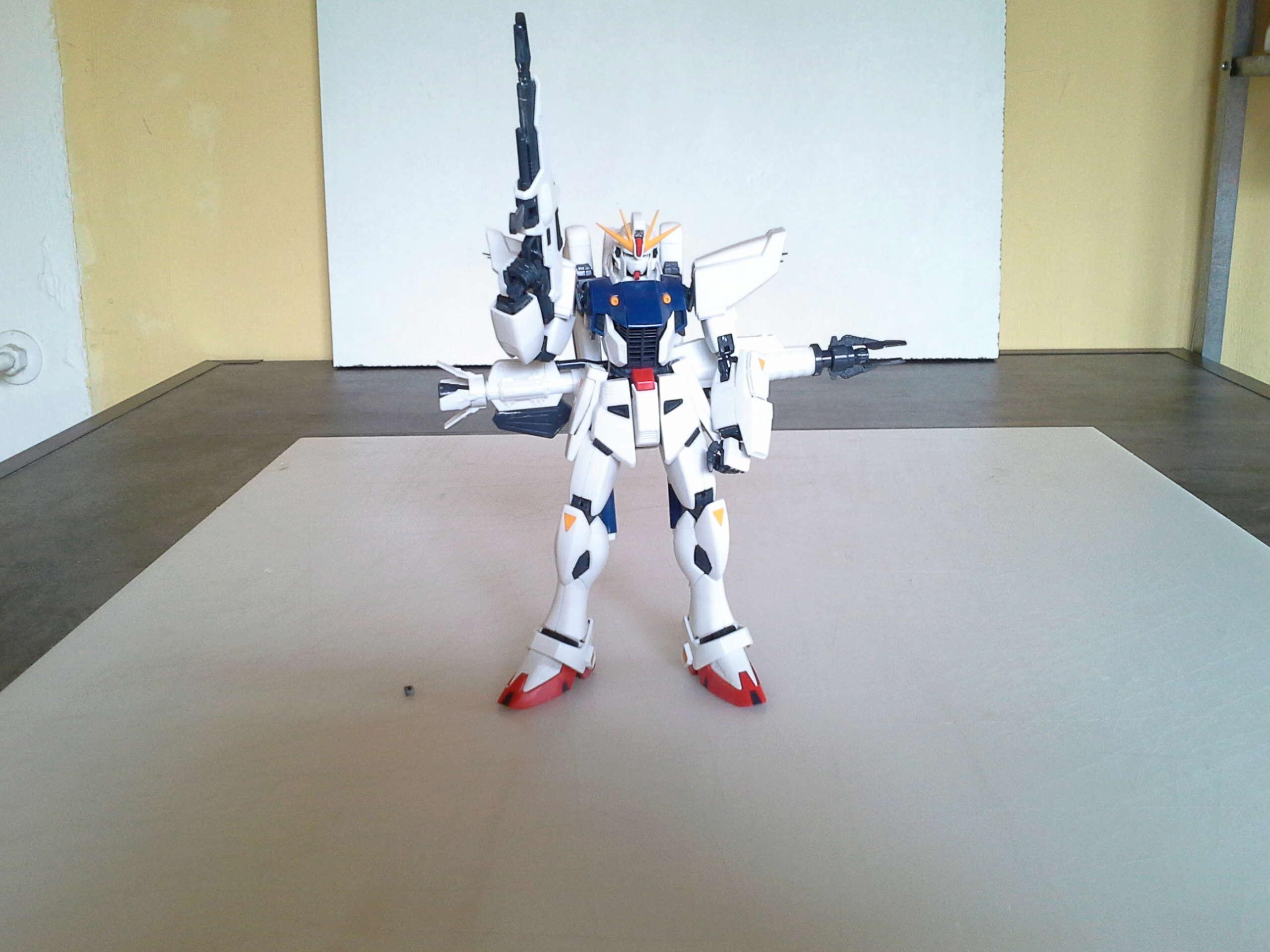 F91 gundam - XMA-01 Rafflesia  20170810