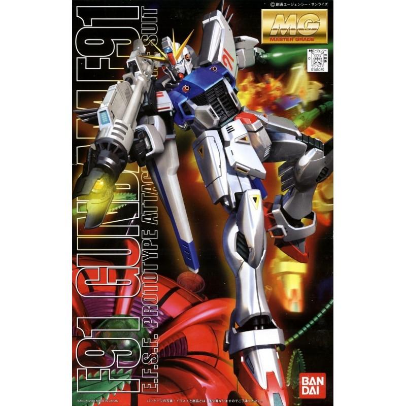 F91 gundam - XMA-01 Rafflesia  Gundam10