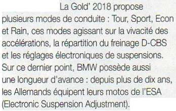 La goldwing 2018 Suspen10