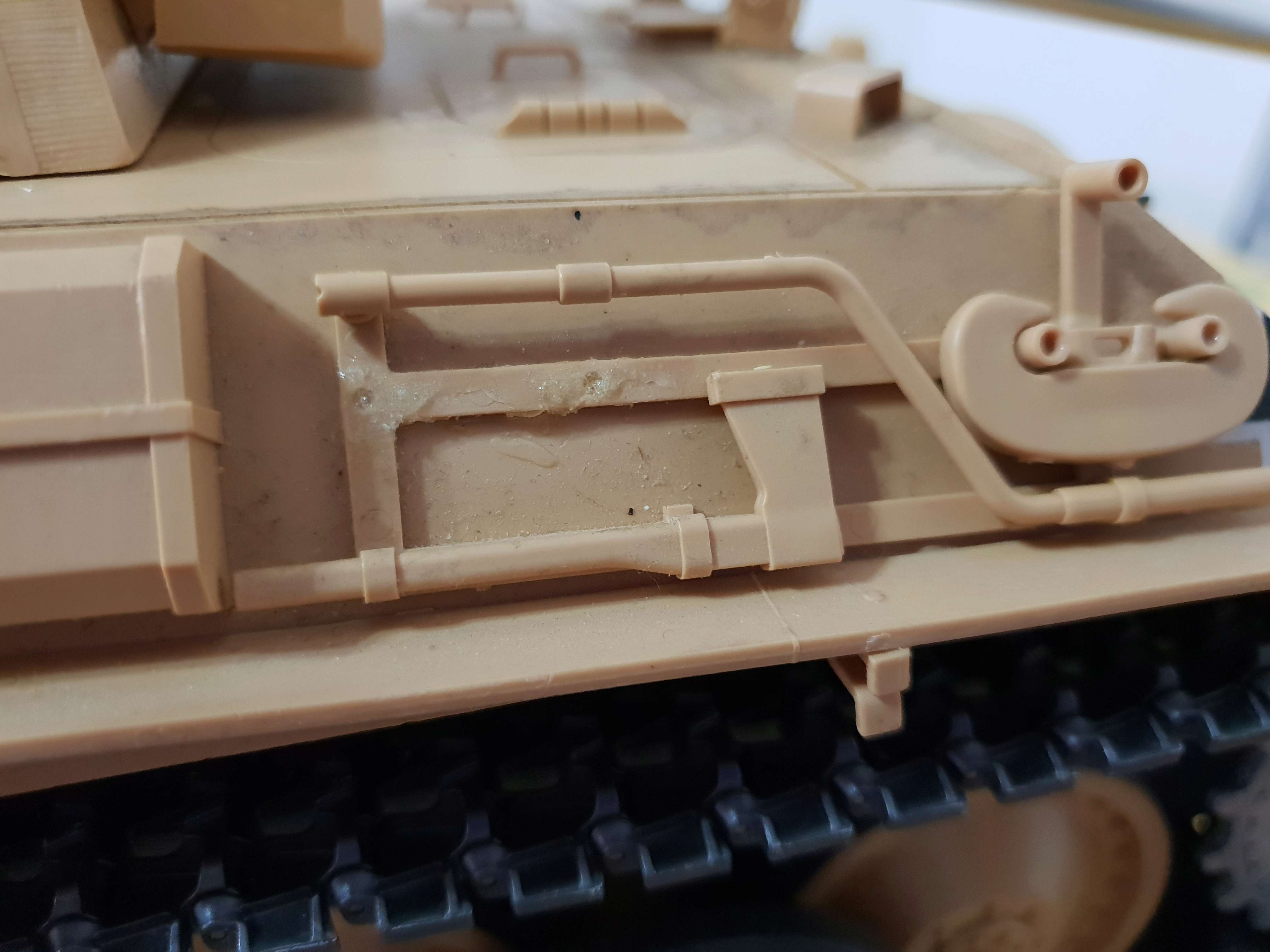 W.I.P. Panther Ausf G Tamiya Number Two By Admin CPT America 20180534