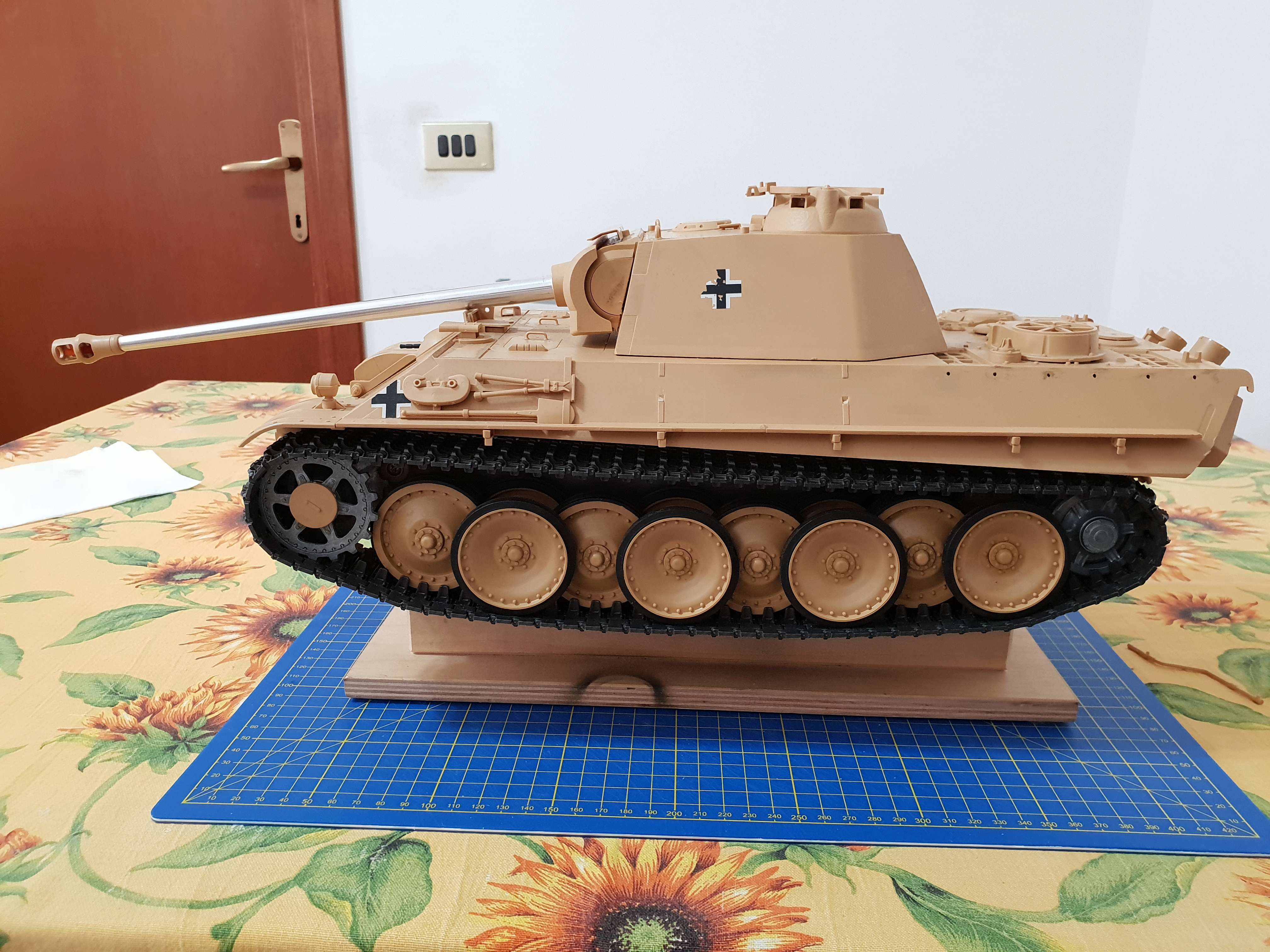 W.I.P. Panther Ausf G Tamiya Number Two By Admin CPT America 20180545