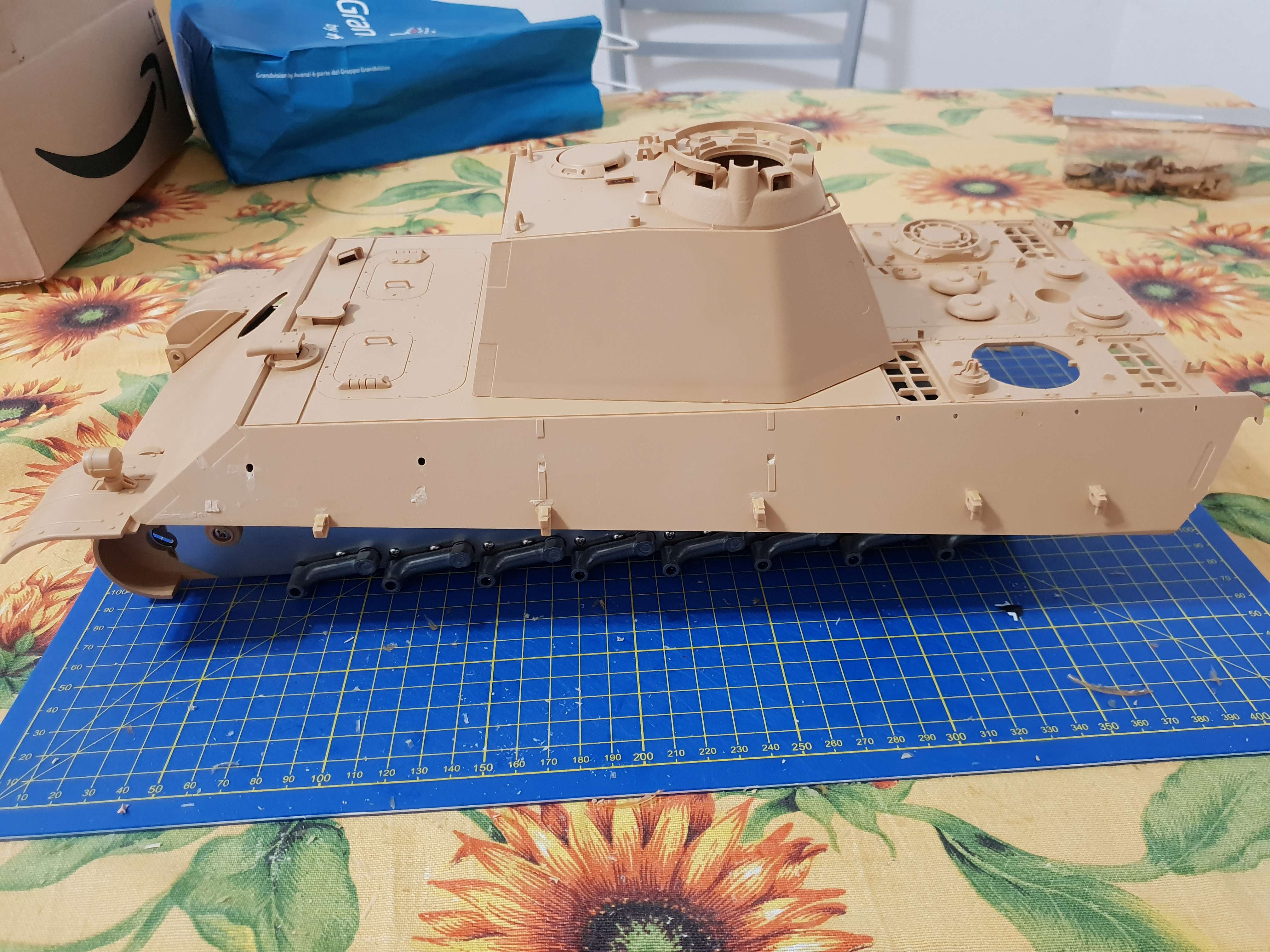 W.I.P. Panther Ausf G Tamiya Number Two By Admin CPT America 20180554