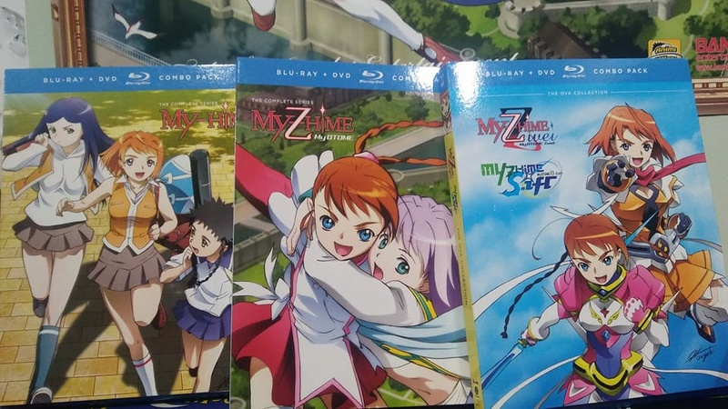 Mai-HiME/Otome Merchandise you DO own? - Page 25 26814810