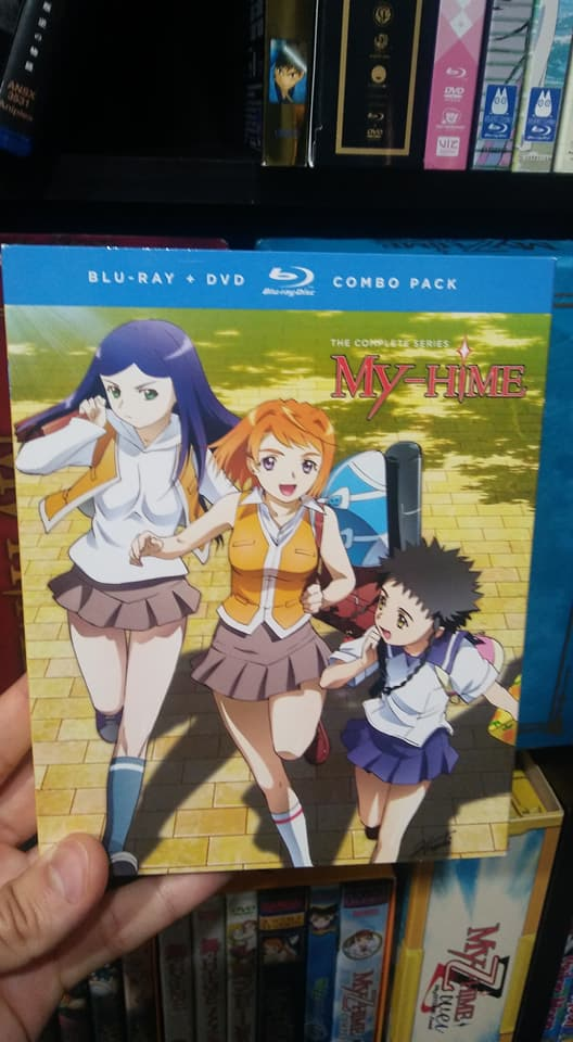 Mai-HiME/Otome Merchandise you DO own? - Page 25 26903810