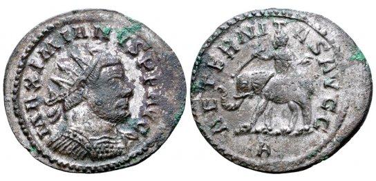 Aureliani de Lyon de Dioclétien et de ses corégents - Page 11 Db_fil10