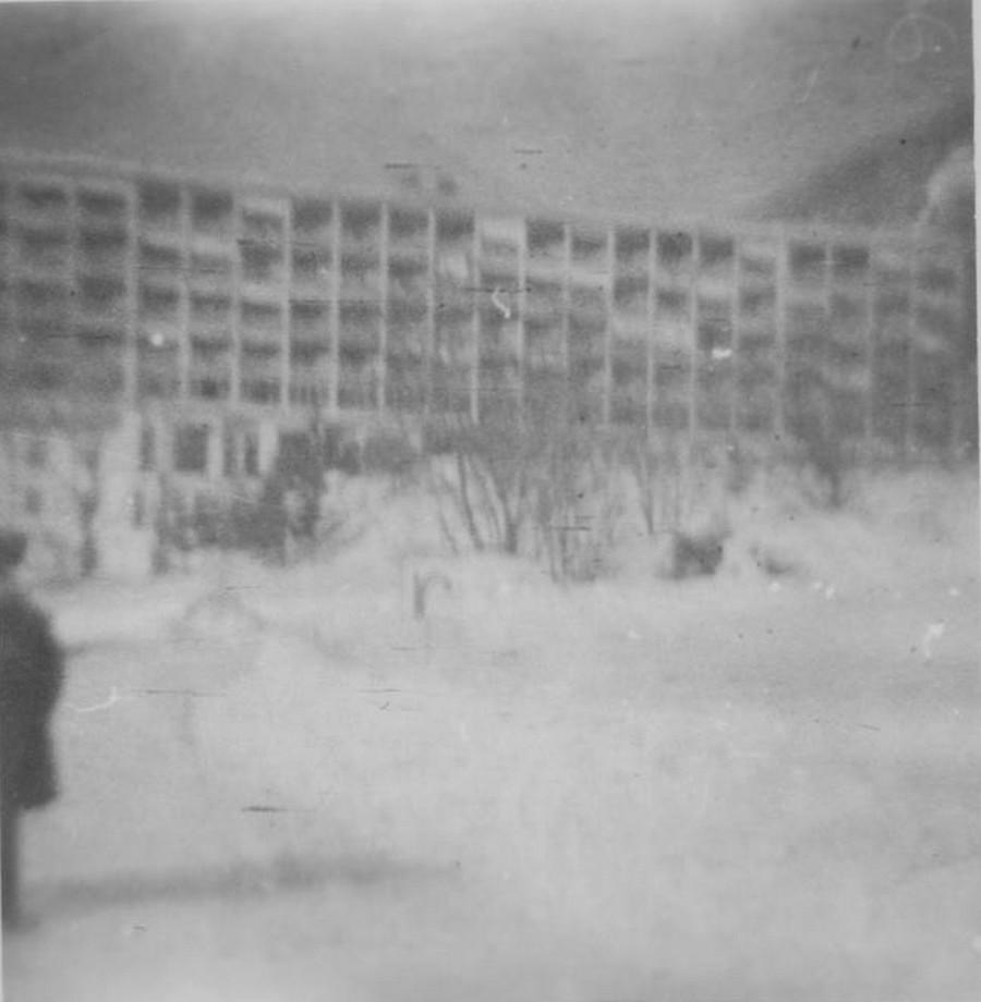 [ Histoire et histoires ] Le Sanatorium de Briançon (Le Grand Hôtel des Neiges) 1brian10