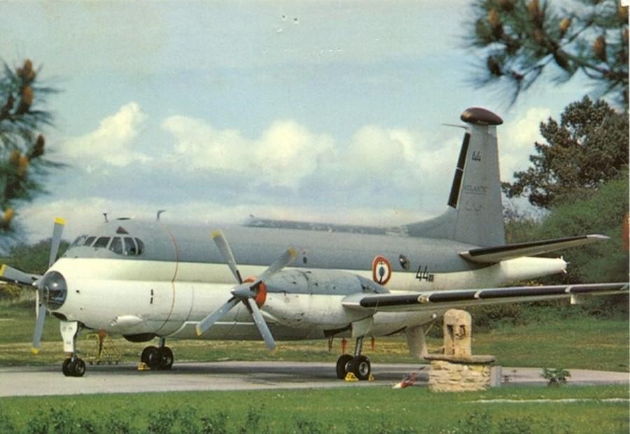 [Les anciens avions de l'aéro] Le Bréguet Atlantic (BR 1150) - Page 3 Atl44110