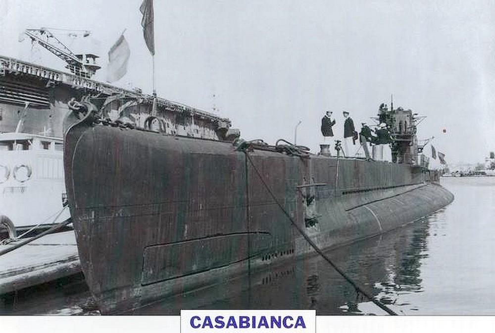 CASABIANCA (SM) Casa2110