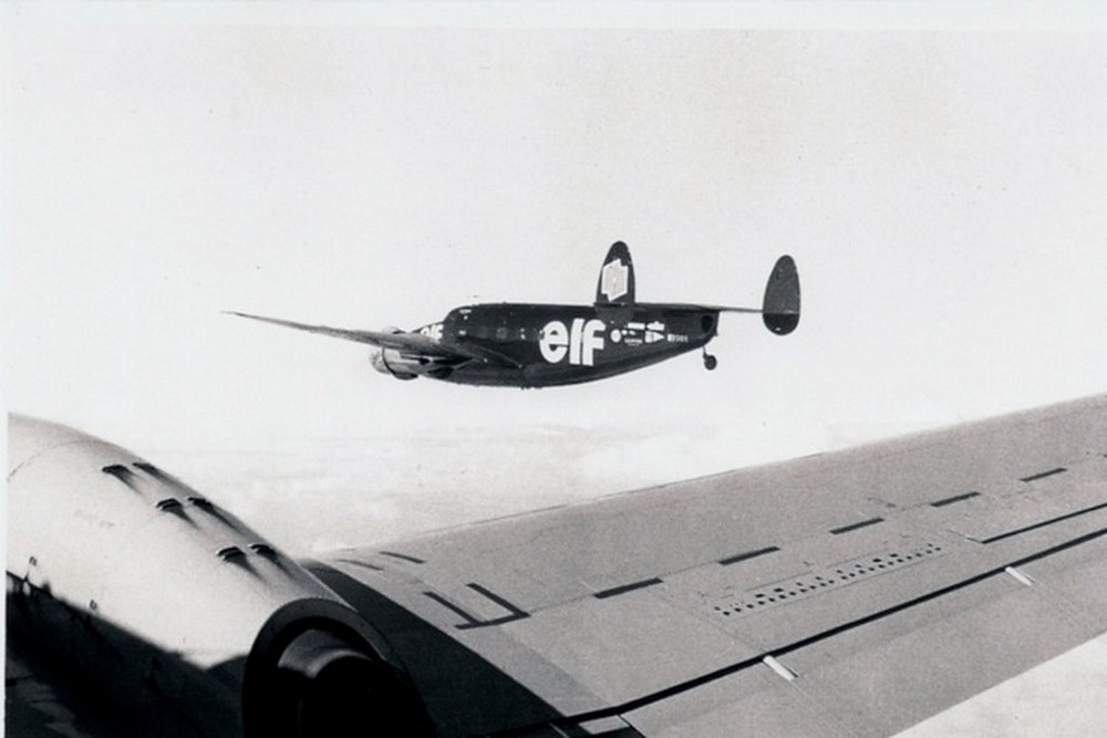 [Les anciens avions de l'aéro] Le Bréguet Atlantic (BR 1150) - Page 2 Lokhee10