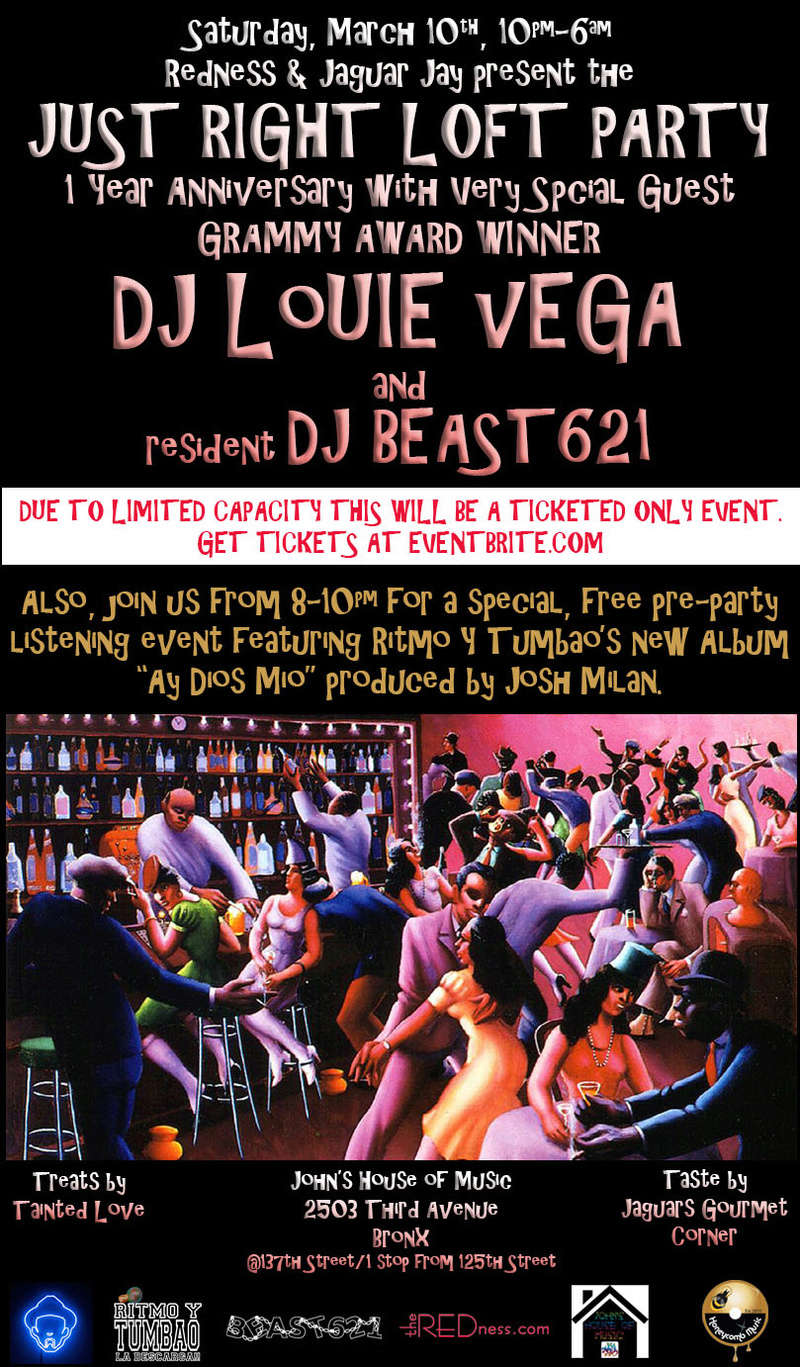 3/10-Just Right Loft Party 1 Year Anniversary w/Louie Vega Just_r10