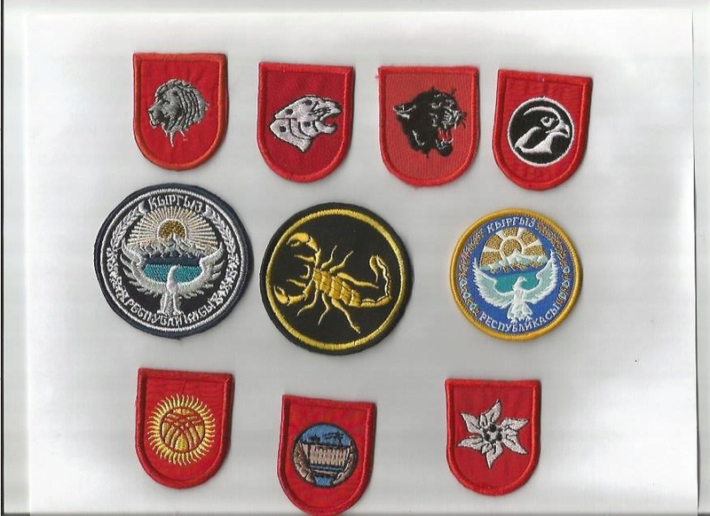 Beret badges Image21