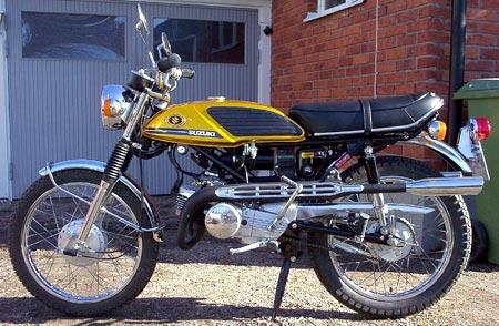 Suzuki AP 50 - Page 2 1971_s11