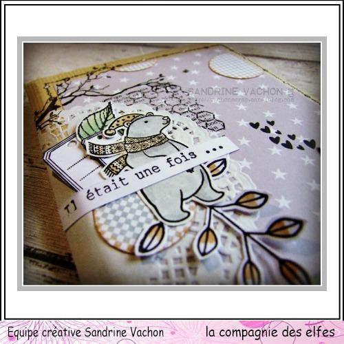 Pochette cadeau pour CD. Sandri60