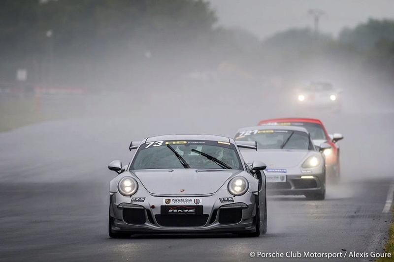 Porsche Motorsport Sport Cup Series 2018 ( post unique) 213