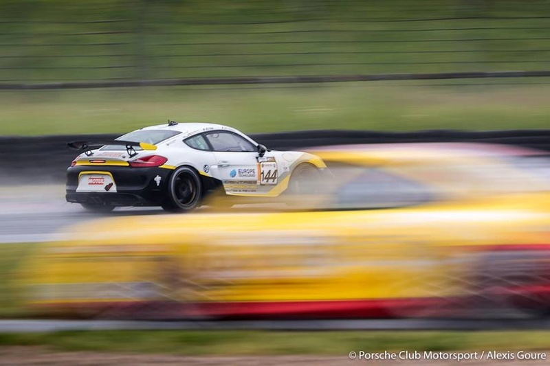 Porsche Motorsport Sport Cup Series 2018 ( post unique) 311