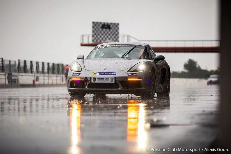 Porsche Motorsport Sport Cup Series 2018 ( post unique) 32385510