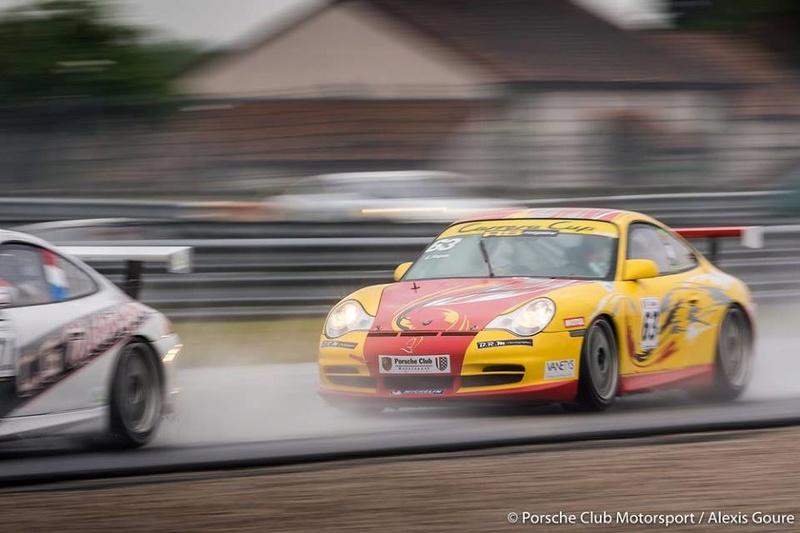 Porsche Motorsport Sport Cup Series 2018 ( post unique) 412