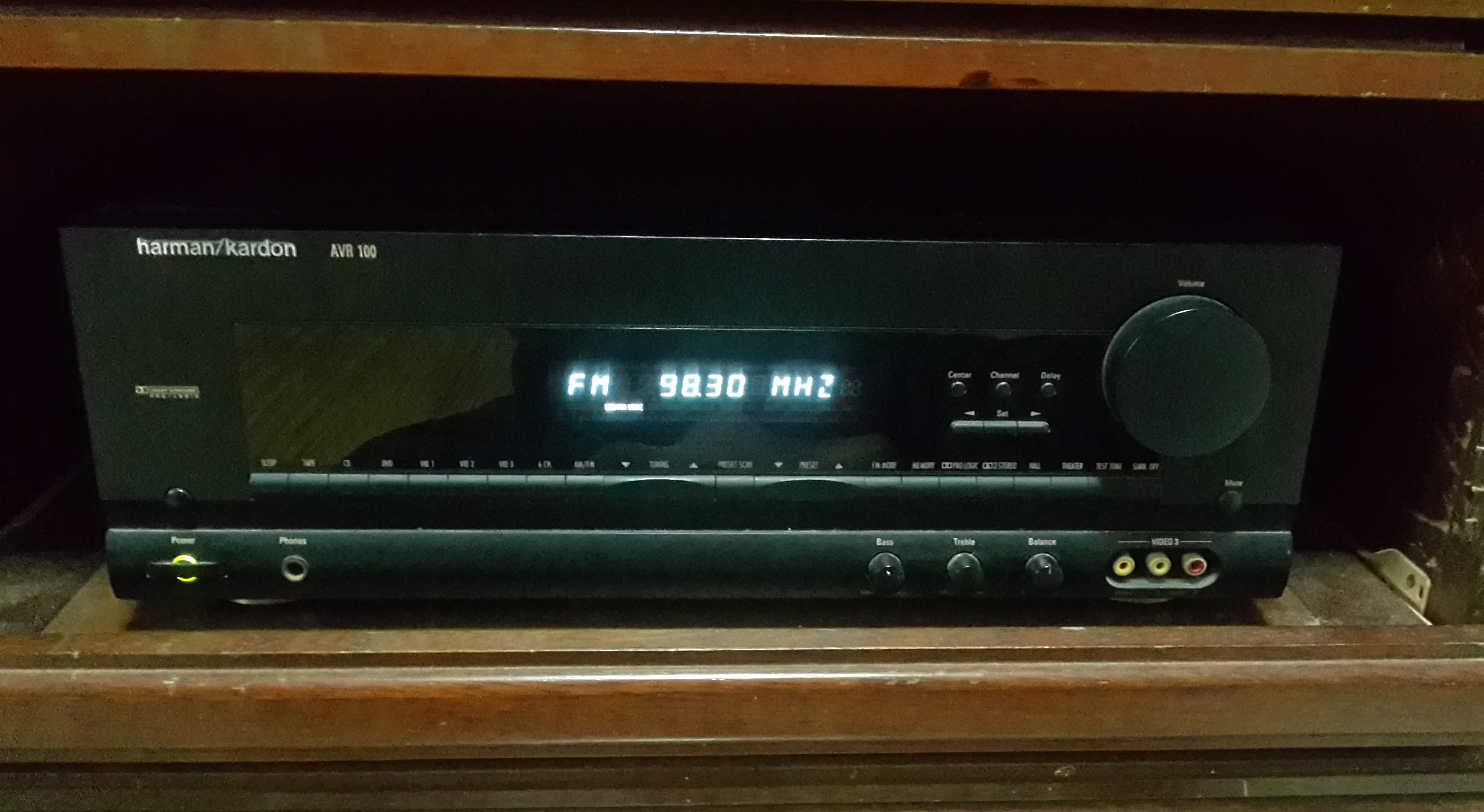 Harmon Kardon AVR & NAD T512 DVD/CD/Mp3 Hk_1a10