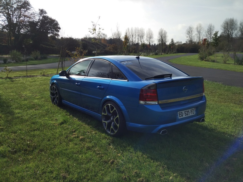 Ma vectra Opc 2,8 v6 280 cv bleu Arden  Img_2010