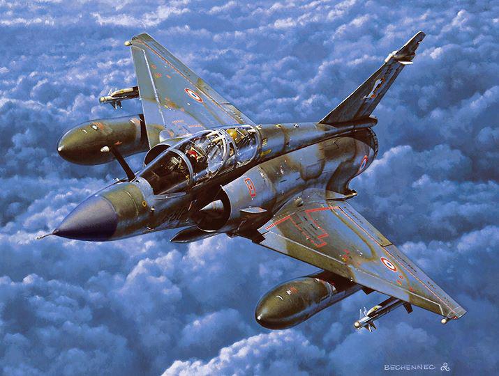 SPECIAL ILLUSTRATIONS HELLER : AVIONS ARMEE DE L'AIR & MARINE 10991612