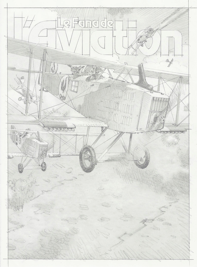 ILLUSTRATIONS du FANA de L'AVIATION. - Page 2 Bregue10