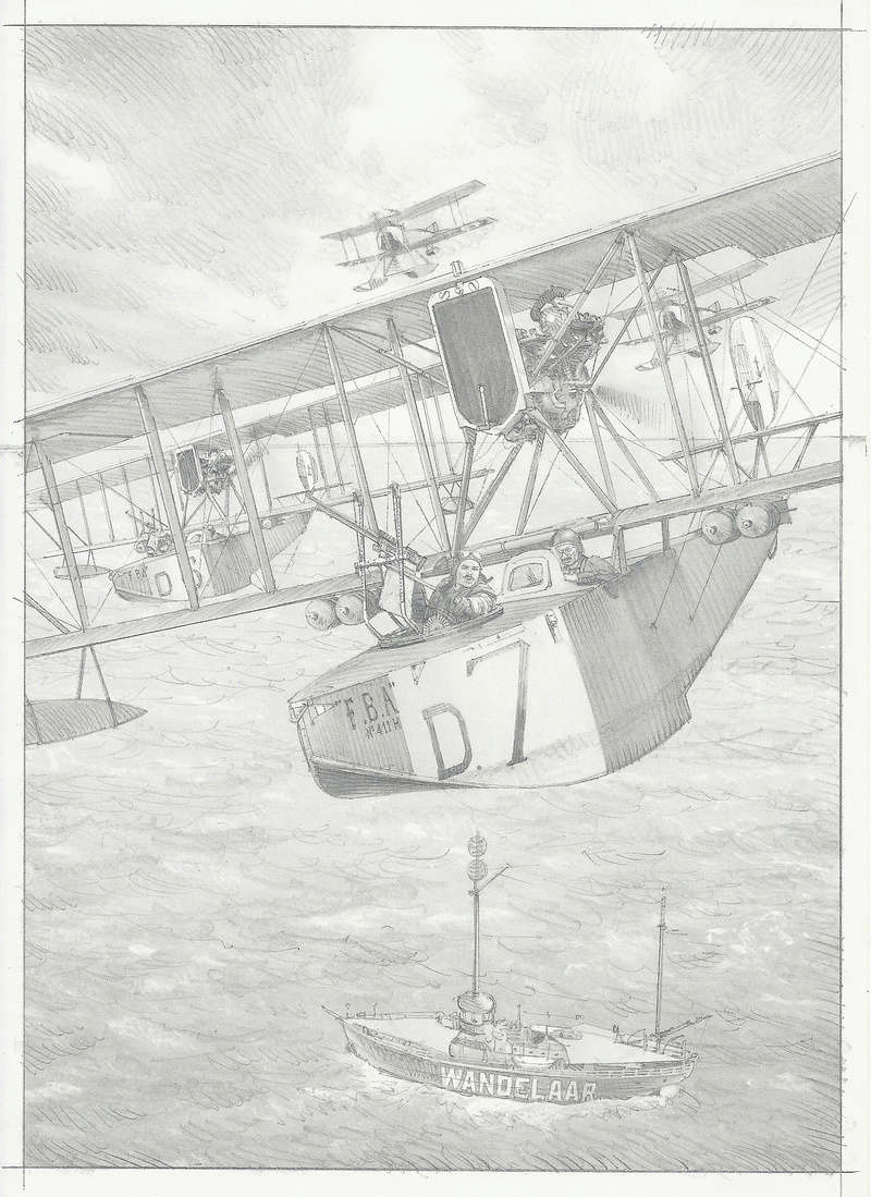 ILLUSTRATIONS ARDHAN ( AERONAVALE HISTORIQUE ) Cahier10