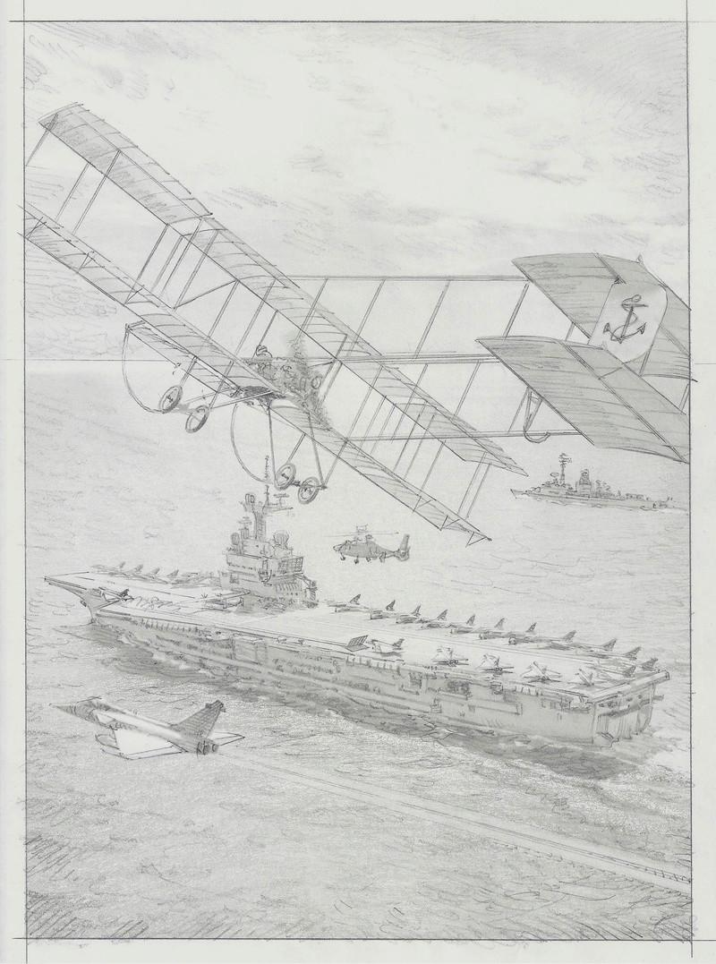 ILLUSTRATIONS ARDHAN ( AERONAVALE HISTORIQUE ) - Page 2 Couv_a11