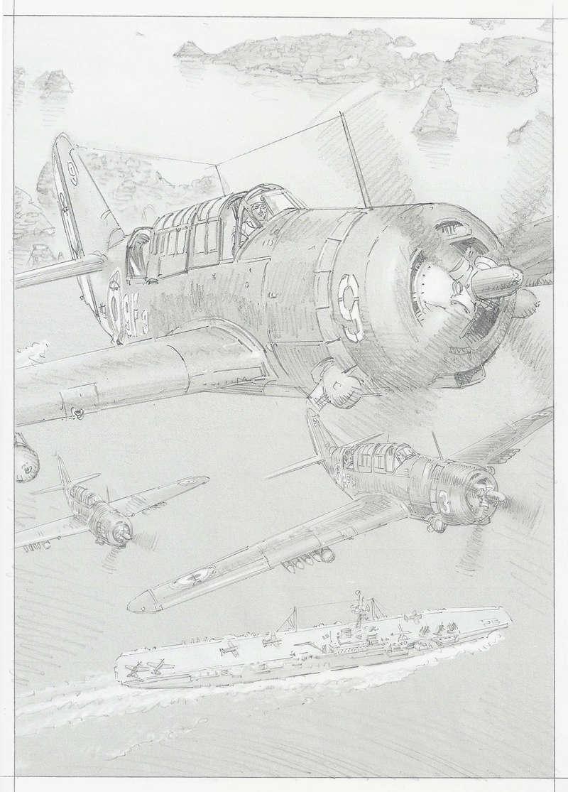 ILLUSTRATIONS ARDHAN ( AERONAVALE HISTORIQUE ) Crayon11