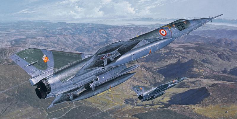 SPECIAL ILLUSTRATIONS HELLER : AVIONS ARMEE DE L'AIR & MARINE Mirage11