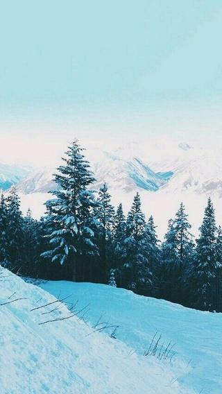 Défi # 8 : Des paysages enneigés 6ec8b711