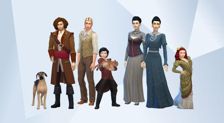 BG's Sims #BGsCreations  - Page 8 00clan10