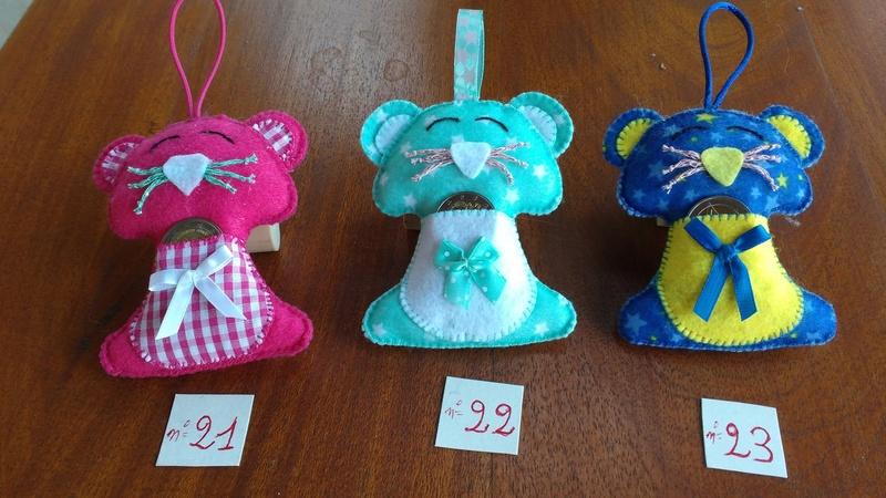 petite souris  pour les pièces des dents  de lait Img_2099