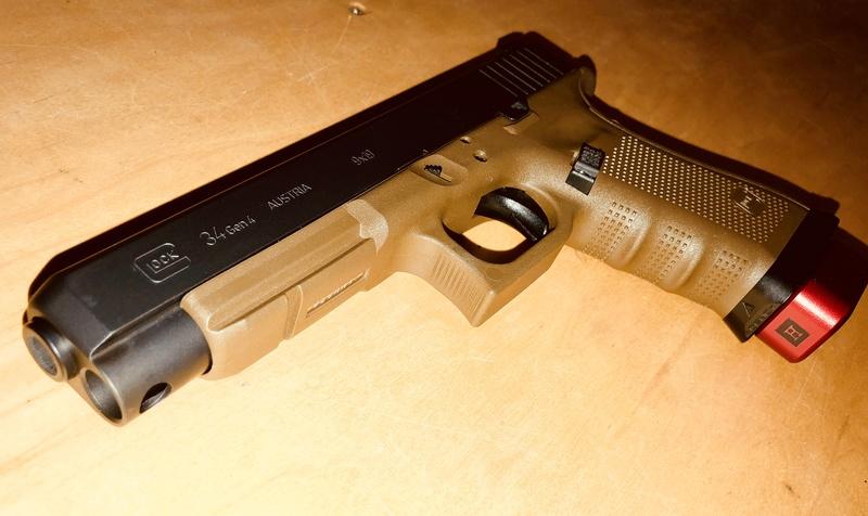 Nouveau Glock 19X 24e2eb10