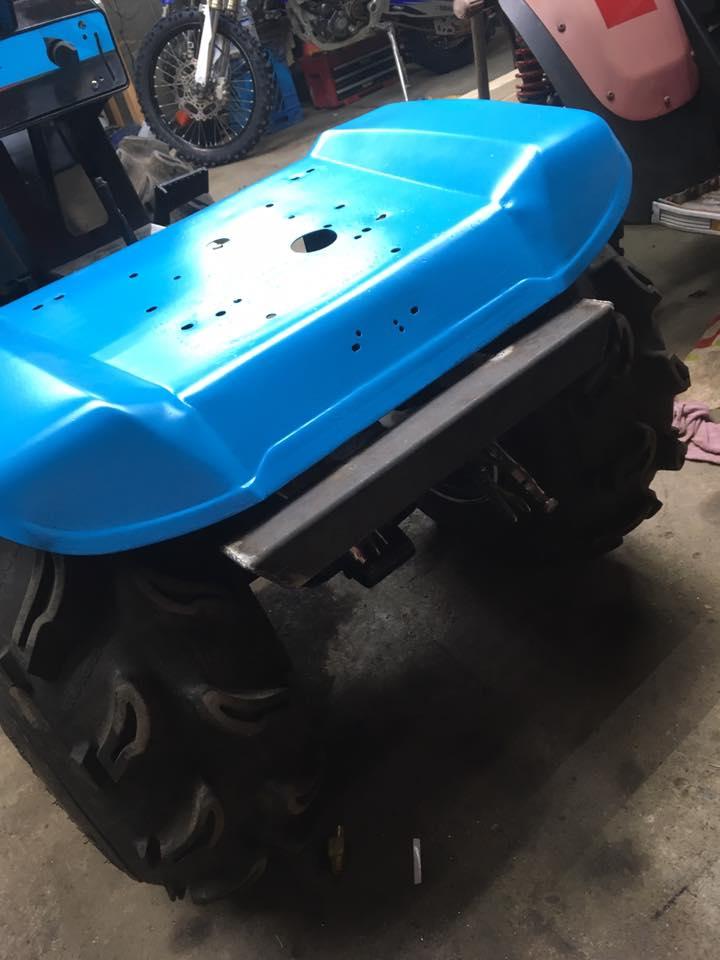 "Redzz02 ""Sears Killer"" Wheel Horse Mud Mower [2017 Build-Off Entry] [Finalist] - Page 2 22894110"