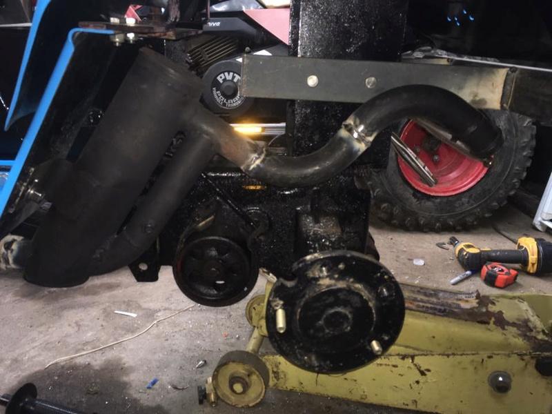 "Redzz02 ""Sears Killer"" Wheel Horse Mud Mower [2017 Build-Off Entry] [Finalist] - Page 2 23172710"