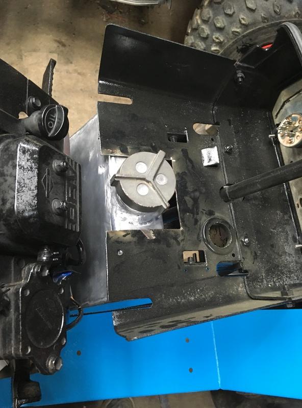 "Redzz02 ""Sears Killer"" Wheel Horse Mud Mower [2017 Build-Off Entry] [Finalist] - Page 2 Img_1611"