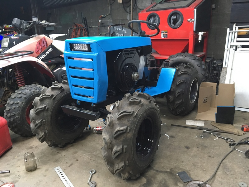 "Redzz02 ""Sears Killer"" Wheel Horse Mud Mower [2017 Build-Off Entry] [Finalist] - Page 2 Img_1612"