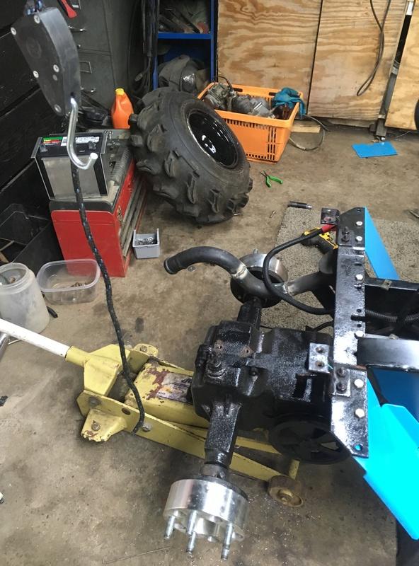 "Redzz02 ""Sears Killer"" Wheel Horse Mud Mower [2017 Build-Off Entry] [Finalist] - Page 2 Img_1816"