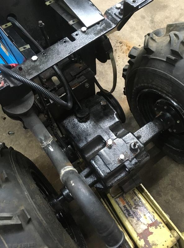 "Redzz02 ""Sears Killer"" Wheel Horse Mud Mower [2017 Build-Off Entry] [Finalist] - Page 2 Img_1822"