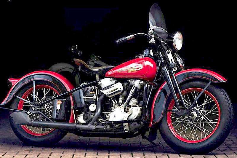 Les vieilles Harley Only (ante 84) du Forum Passion-Harley 1936_e11